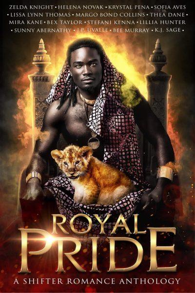 Royal Pride Book Cover